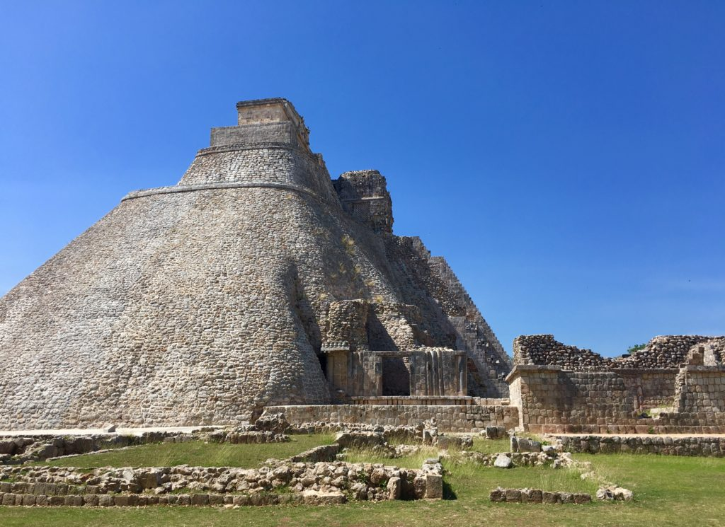 backpacking yucatan