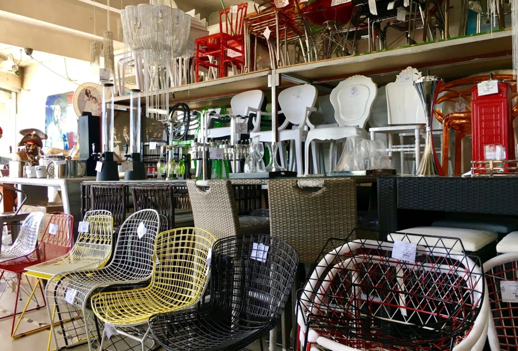 The Galerias El Triunfo Store Everything For Decorating