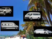 Airport transfer cancun