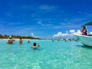 Packing list Playa Del Carmen