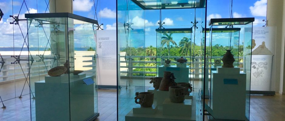 Museo Maya.Museo Maya The Mayan Museum In Cancun Everything Playa Del Carmen