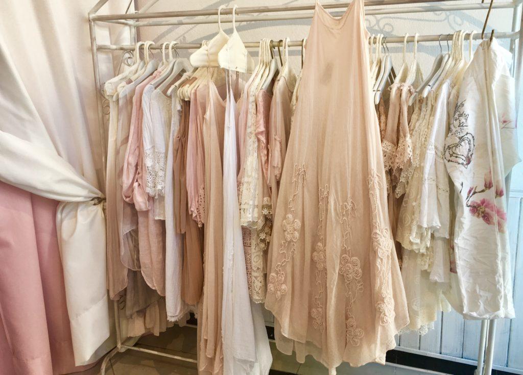 Dinendance clothing store Playa Del Carmen