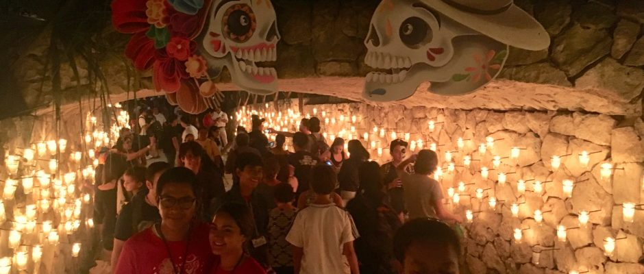 Xcaret's Festival of Life and Death