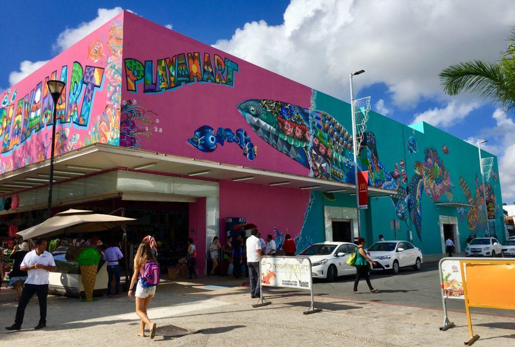 Murals Playa Del Carmen