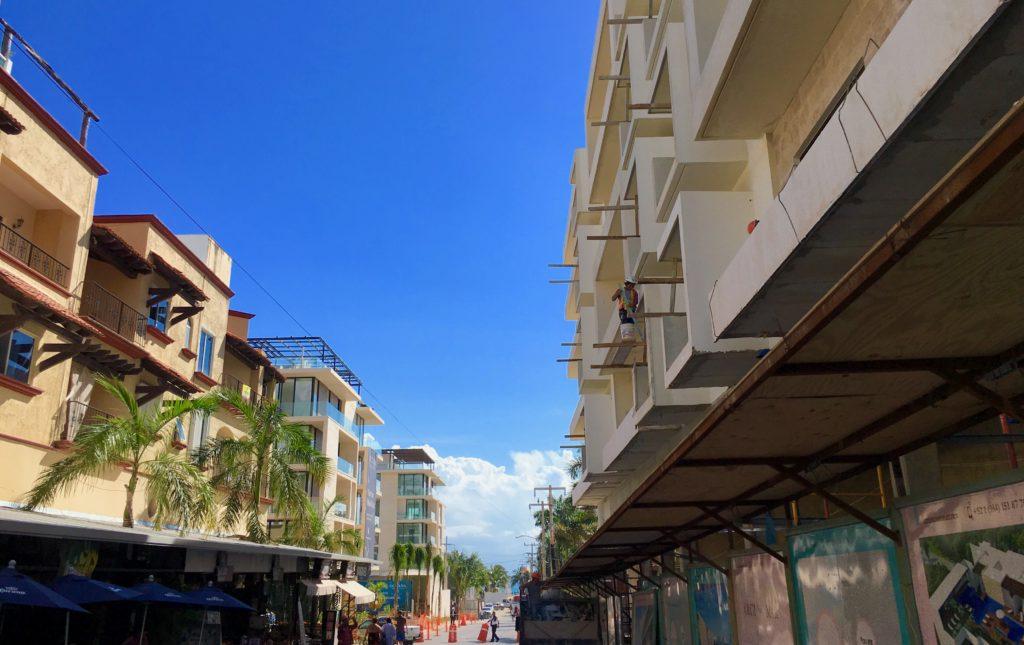 28th Street Playa Del Carmen