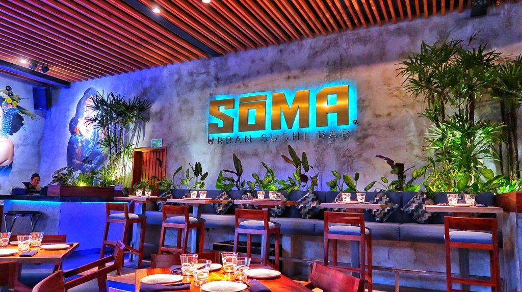 Soma Restuarant