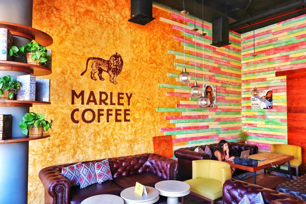 Marley Coffee Playa Del Carmen
