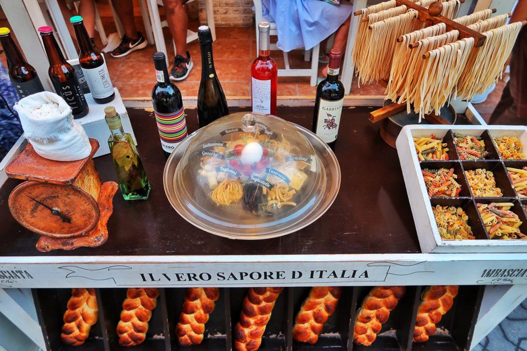 Ambasciata D'Italia Restaurant