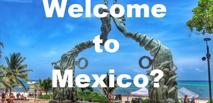 How do Mexicans feel about tourist from the United States?