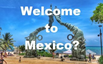 Mexicans be like started from the border now we here