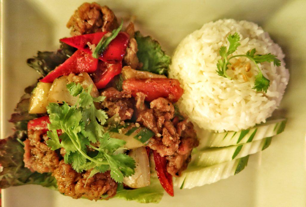 Hola Bangkok Restaurant