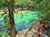 Cenotes open