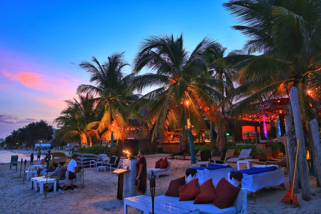 Inti Beach Restaurant