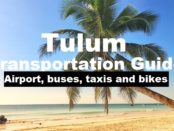 Tulum transportation