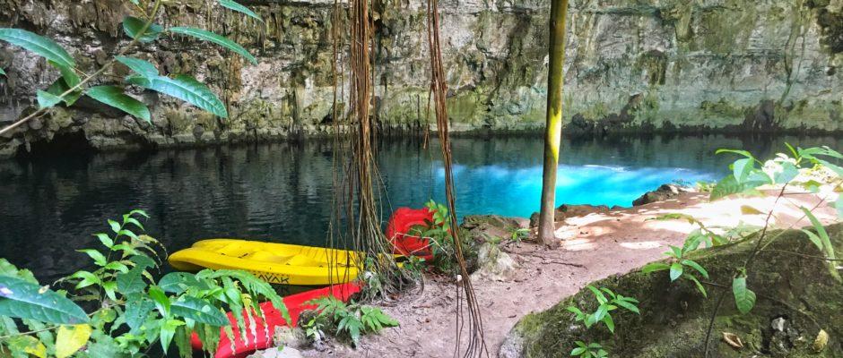 beautiful cenotes