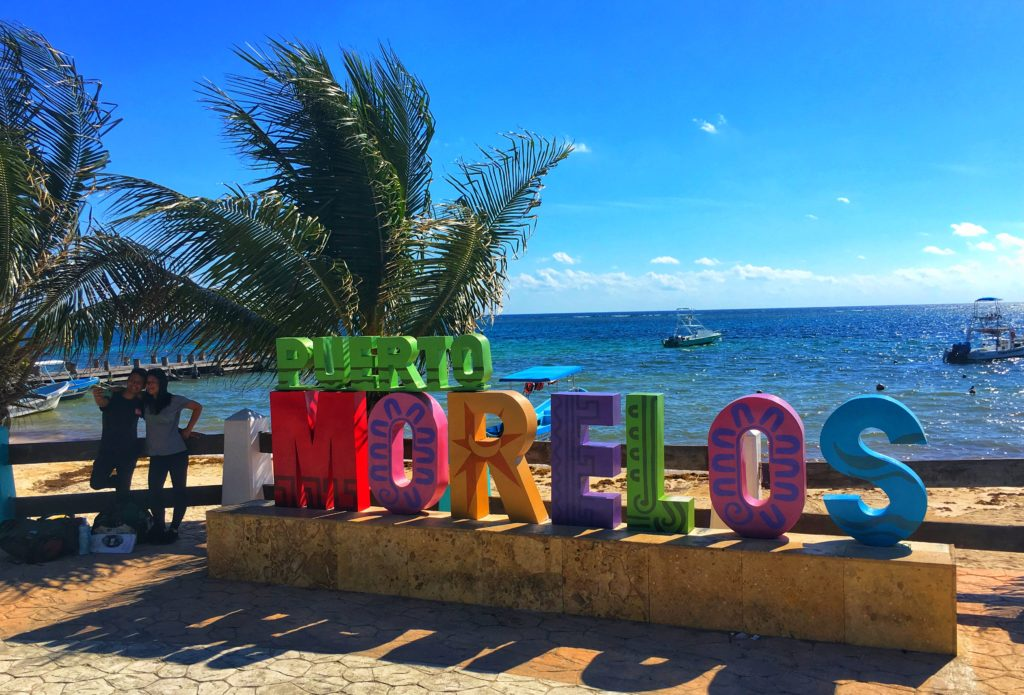 Cancun Airport to Puerto Morelos