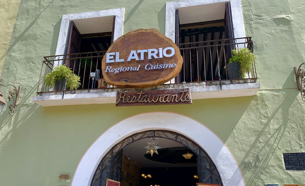 Valladolid restaurants