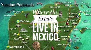 Where the Expats Live in Mexico - Everything Playa Del Carmen