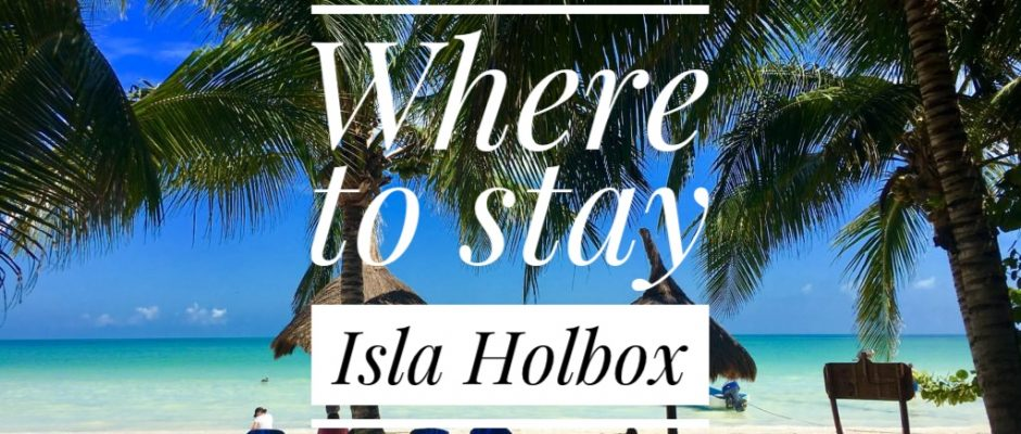 Where to stay on Isla Holbox