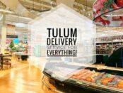 Tulum delivery service