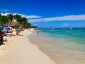 Beach Playa Del Carmen