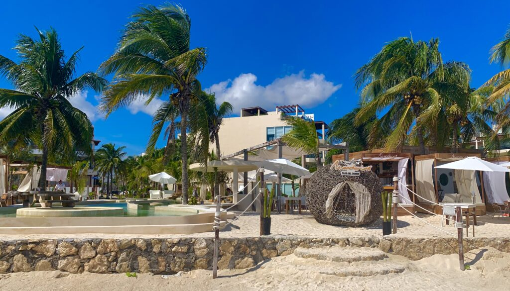 Mandarino Beach Club Playa Del Carmen