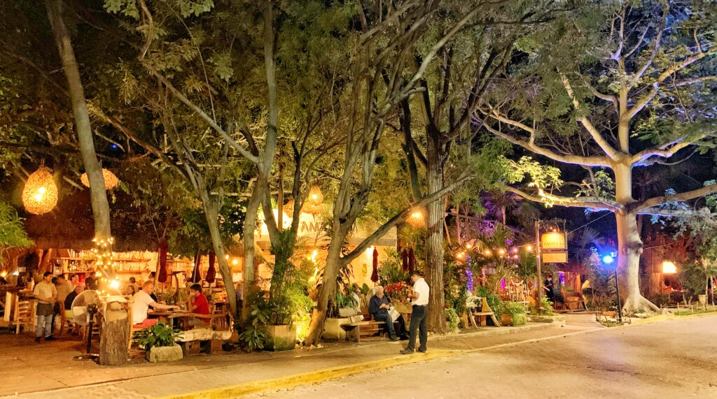 38th Street Playa Del Carmen