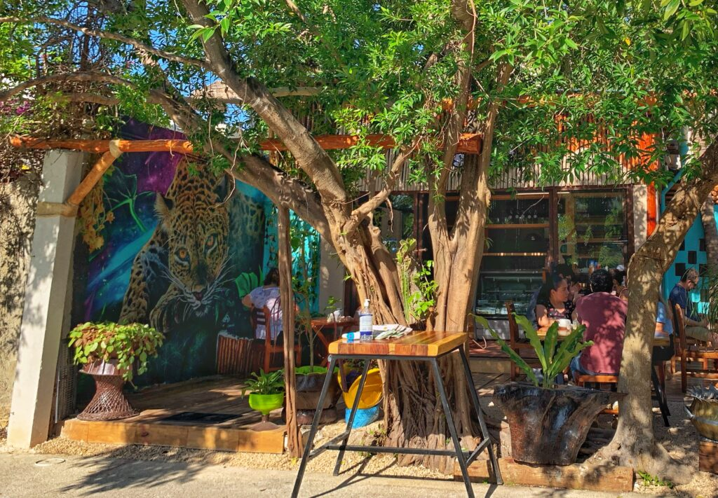 Le P'tit Cafe Playa Del Carmen